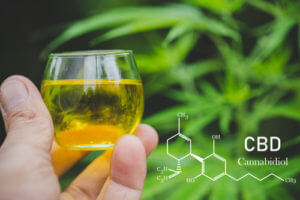 Ethanol Extraction Of CBD